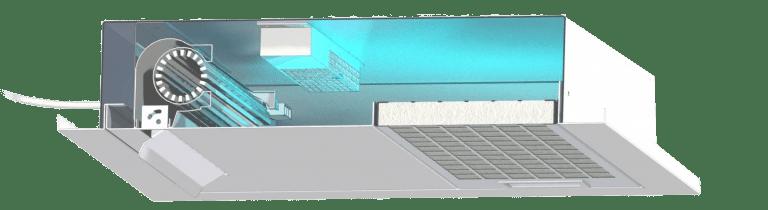 Actieve luchtreiniger: dé oplossing voor slecht geventileerde ruimtes